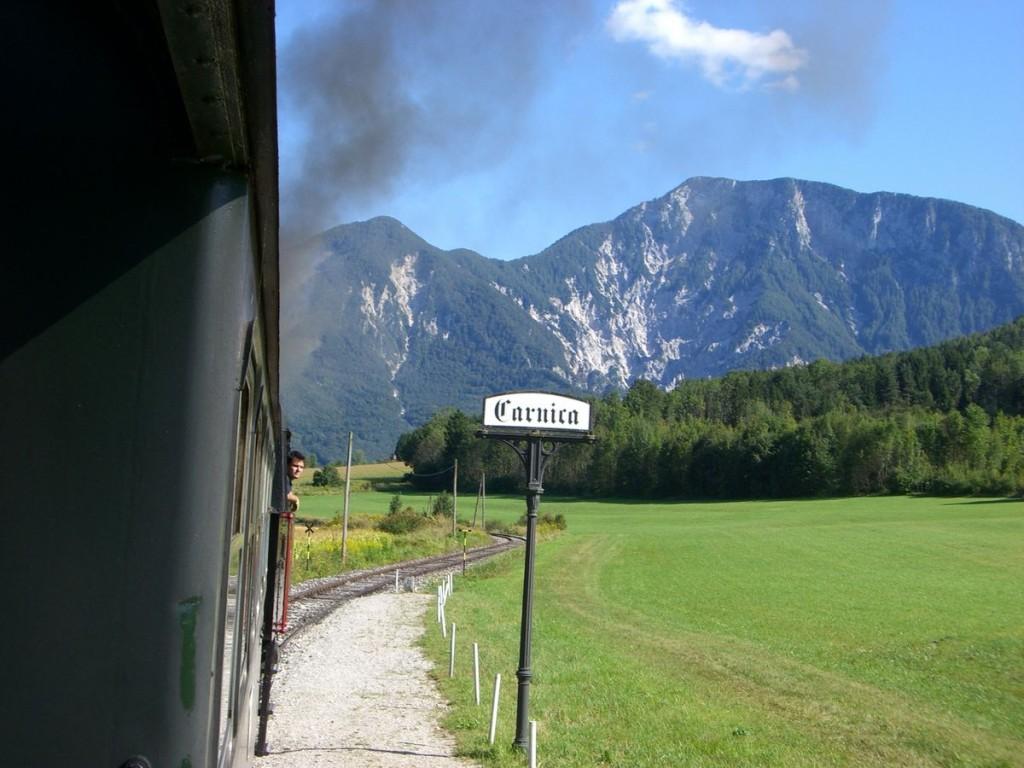Nostalgieeisenbahn