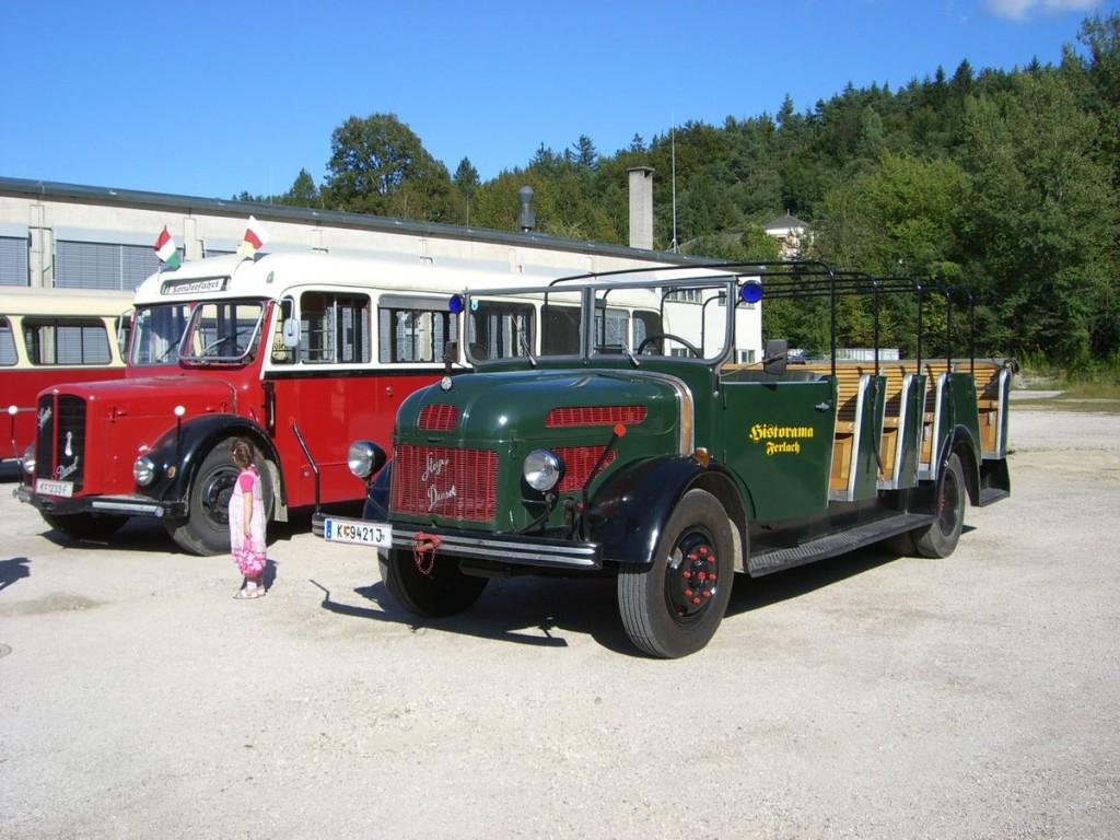 Oltimer Bus