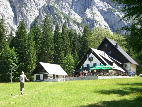 Tamar Hütte