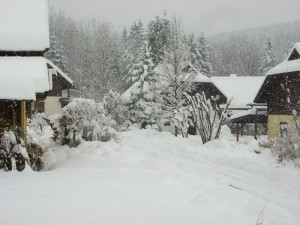 Winter im Feriendorf